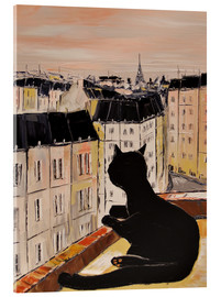 Verre acrylique  Tomcat in Paris - JIEL
