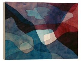 Bois  Mountain and Air Synthetic - Paul Klee