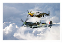 airpowerart - Vol fraternel