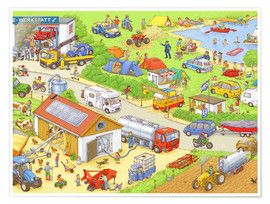 Stefan Seidel - Cars search and find: In the countryside