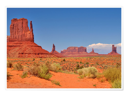 Poster Monument Valley I