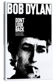 Toile  DON'T LOOK BACK
