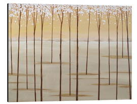 Tableau en aluminium  Enchanted Forest IV - Herb Dickinson