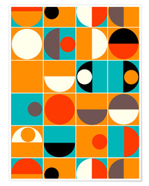 Poster  Motif pop - Mandy Reinmuth