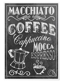 Poster  Coffee - GreenNest