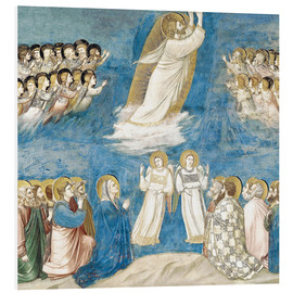 Forex  The Ascension of Christ - Giotto di Bondone