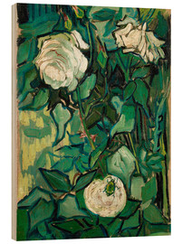 Bois  Roses and Beetle - Vincent van Gogh