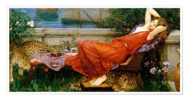 Poster  Ariadne - John William Waterhouse