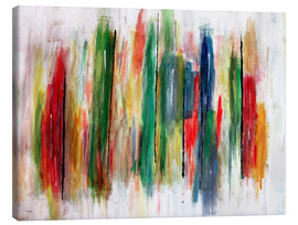 Toile  Abstract Painting - teddynash