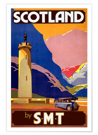 Poster  Experience Scotland