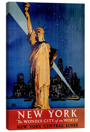 Tableau sur toile  New York - Travel Collection