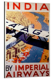 Alu-Dibond  India tour with Imperial Airways