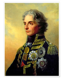 Poster Lord Horatio Nelson