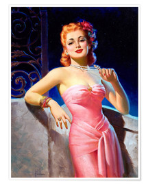 Poster  Peg O' My Heart - Art Frahm