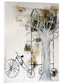 Verre acrylique  tree-stop - Christin Lamade