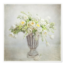 Poster Bouquet de printemps