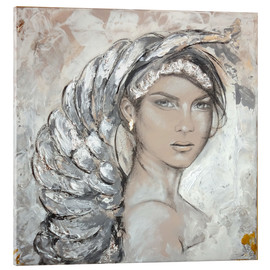 Verre acrylique  Angel - Sam Reimann