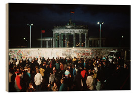 Bois  Fall of the Berlin Wall