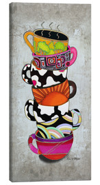 Toile  Stacked Hot Cuppa Collection 1 - Megan Duncanson