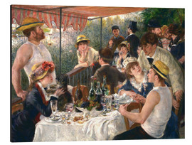 Pierre-Auguste Renoir - Luncheon of the boating party