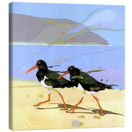 Toile  Shorebirds 2