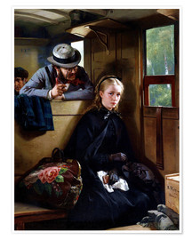 Poster  The Irritating Gentleman - Berthold Woltze