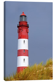 Toile  red Lighthouse - Sarnade