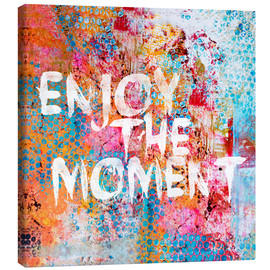 Toile  Enjoy the moment II - Andrea Haase
