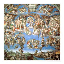 Michelangelo - The Last Judgement