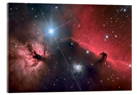 Verre acrylique  The Horsehead Nebula - Roth Ritter