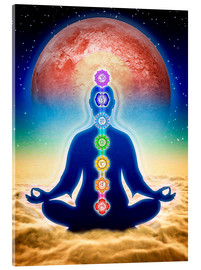 Dirk Czarnota - In Meditation With Chakras - Red Moon Edition