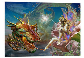 Forex  The dragon and the fairy - Adrian Chesterman