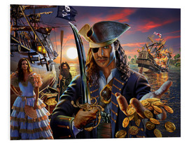 Forex  The pirate - Adrian Chesterman