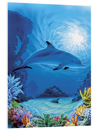 Forex  Camouflage dolphins - Robin Koni