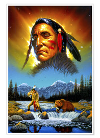 Poster Chief great bear