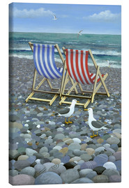 Toile  Deck Chairs - Peter Adderley