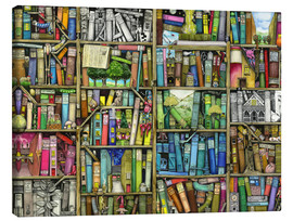 Colin Thompson - Bookshelf