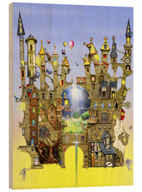 Bois  Castles in the air - Colin Thompson