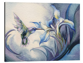 Tableau en aluminium  Look for the magic - Jody Bergsma