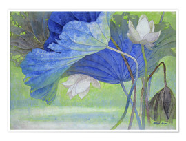 Poster  Early spring - Ailian Price