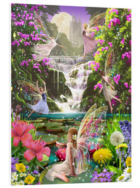 Forex  Waterfall fairies - Garry Walton