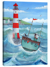 Tableau sur toile  Phare - Peter Adderley