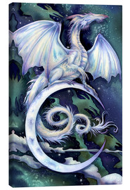 Toile  Touch the moon - Jody Bergsma