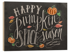 Bois  Happy Pumpkin Spice Season - Lily & Val