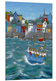 Peter Adderley - Quayside
