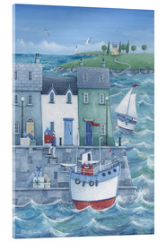 Verre acrylique  Harbour Gifts - Peter Adderley
