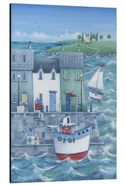 Alu-Dibond  Harbour Gifts - Peter Adderley