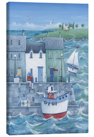 Toile  Harbour Gifts - Peter Adderley