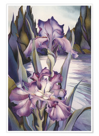 Jody Bergsma - Lady of the lake