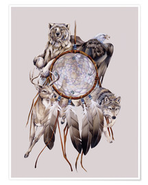 Poster Dream catcher